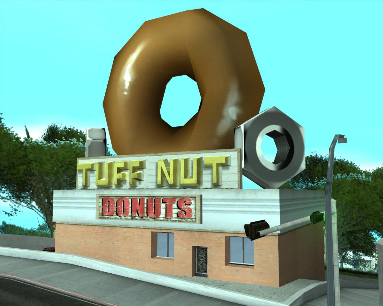 Tuff Nut Donuts