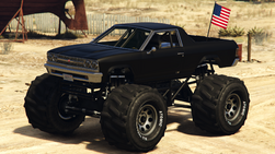 Marshall-GTAO-front-SellWeaponsModded