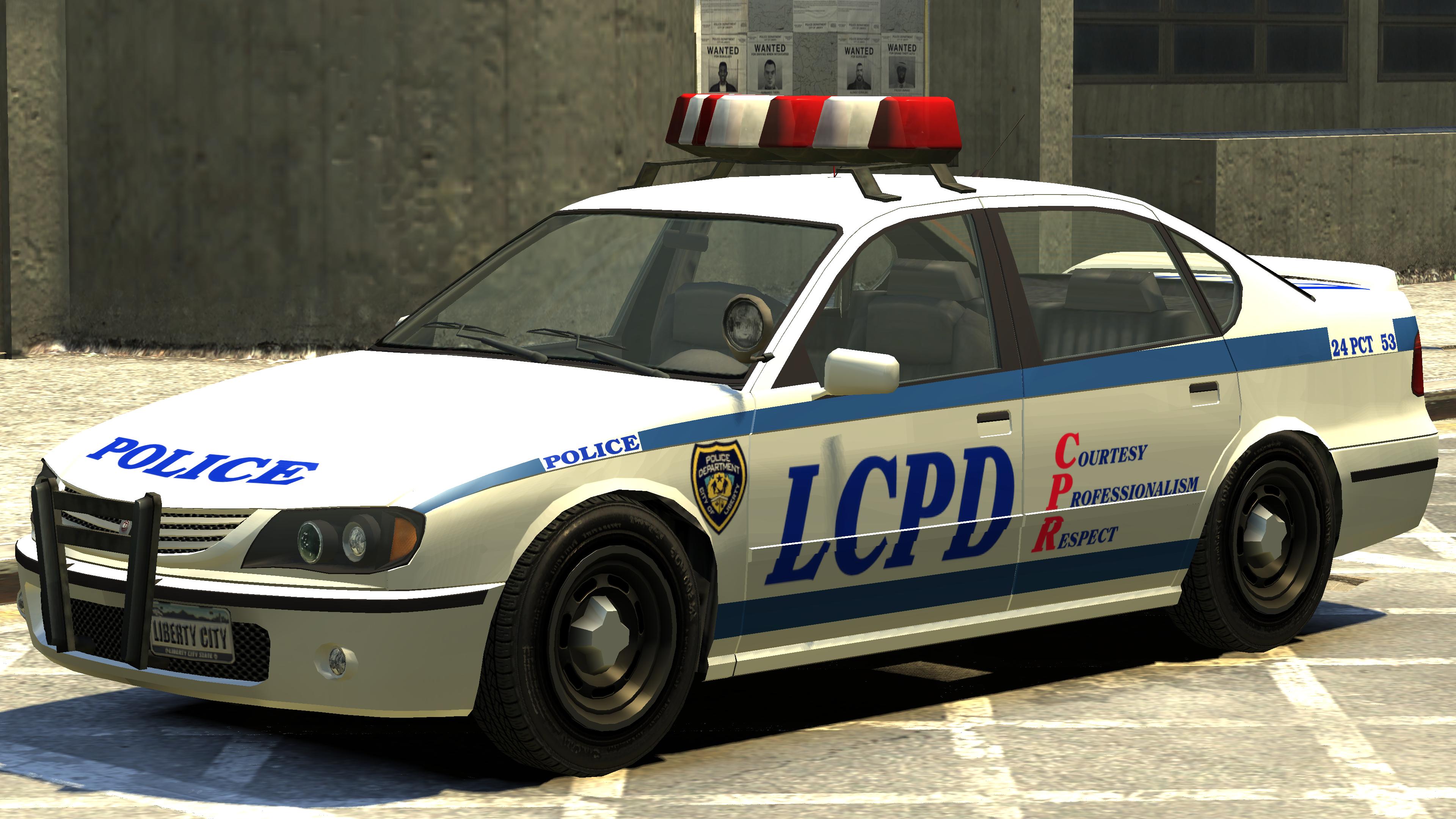 Полицейский Patrol