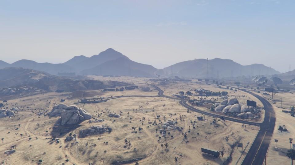 Deserto Grand Senora