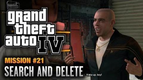 GTA 4 - Mission 21 - Search and Delete (1080p)