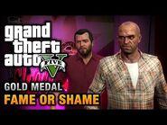 GTA 5 Mission 22 Fame or Shame (Xbox 360)