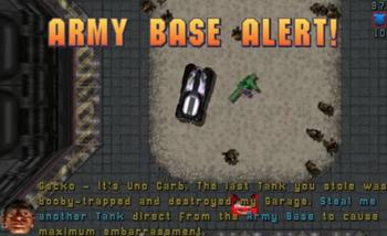 Army Base Alert!