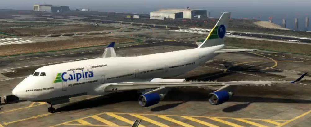 Caipira Airlines