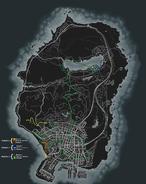 Triatlon (V - mapa)