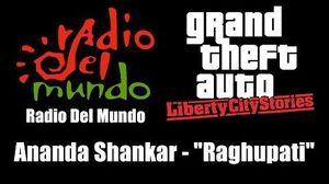 "GTA Liberty City Stories - Radio Del Mundo Ananda Shankar - ""Raghupati"""