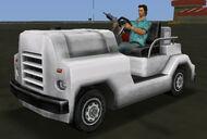 Bagagiste GTA Vice City (vue avant)