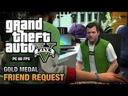 GTA 5 Mission 8 Friend Request (PC)