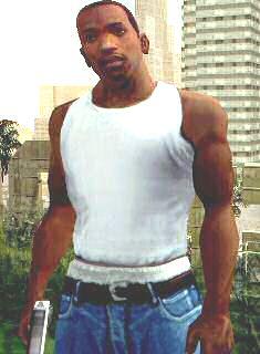 Personagens do GTA San Andreas