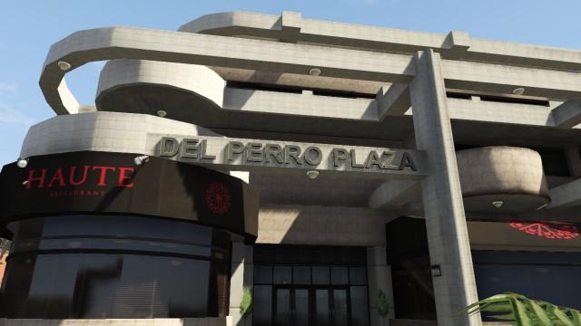 Del Perro Plaza (ресторан)