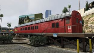 Last Train in Los Santos