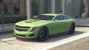 Modified-Alpha-Rockford Hills-GTAV