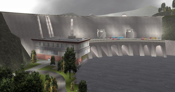 Cochrane Dam