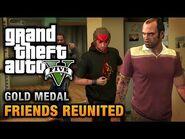 GTA 5 Mission 21 Friends Reunited (Xbox 360)