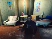 Niko a South Bohani házában
