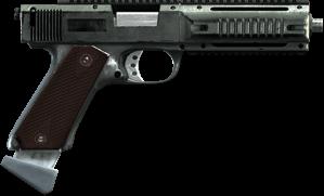Бронебойный пистолет