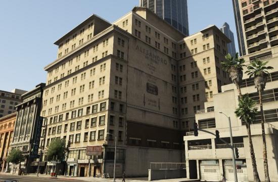 Alesandro Hotel