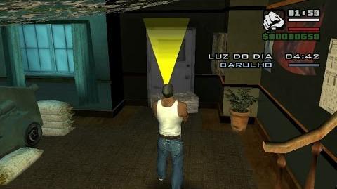 GTA San Andreas- Invasão Domiciliar