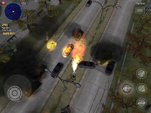 Flamethrower-GTA Chinatown Wars
