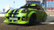 Weeny Issi Sport Image officielle GTA Online
