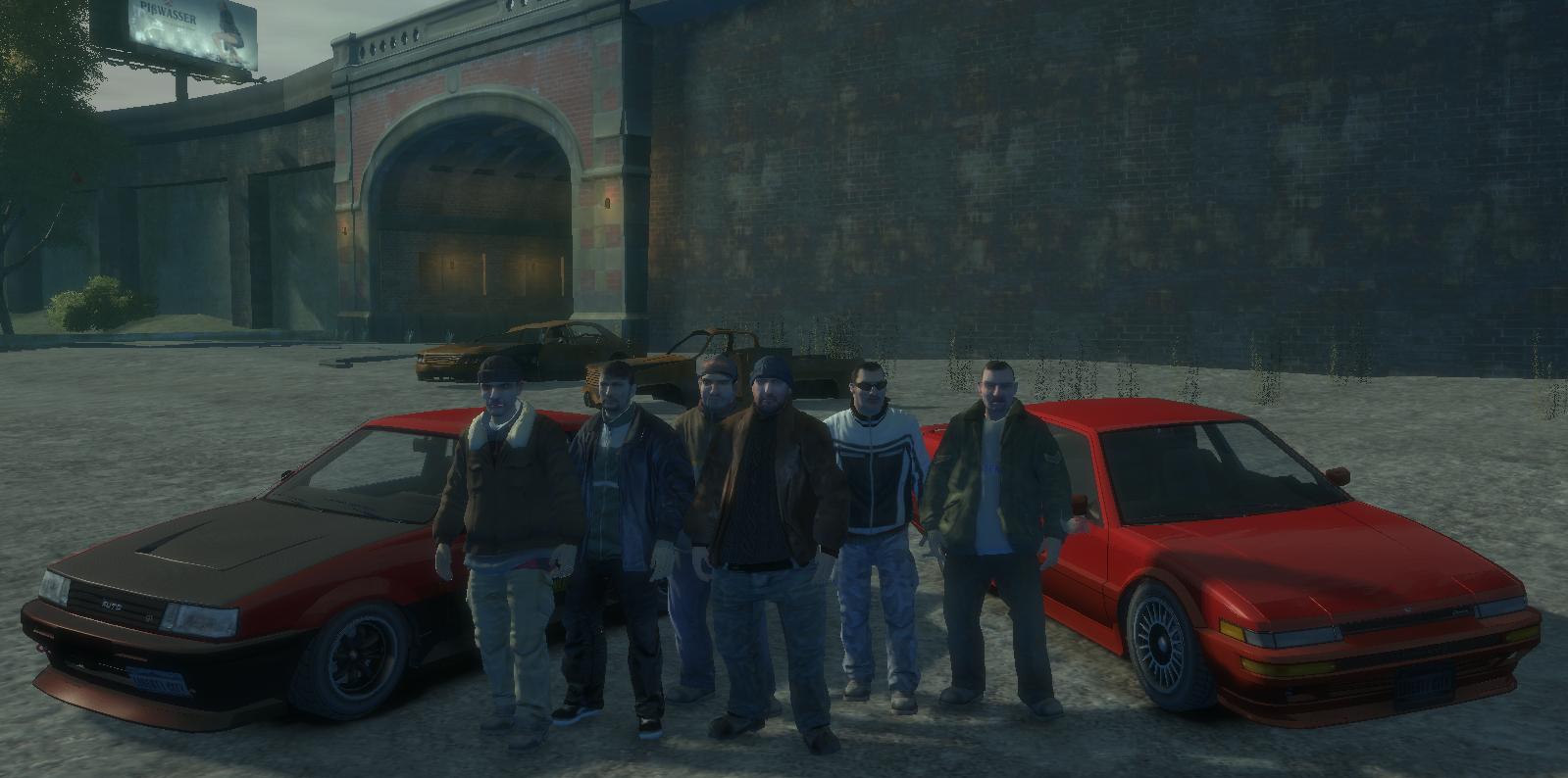 Albanian Mob