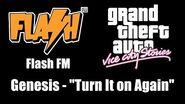 "GTA Vice City Stories - Flash FM Genesis - ""Turn It on Again"""