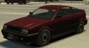 BlistaCompact-GTA4-modified-front
