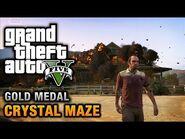 GTA 5 Mission 20 Crystal Maze (Xbox 360)
