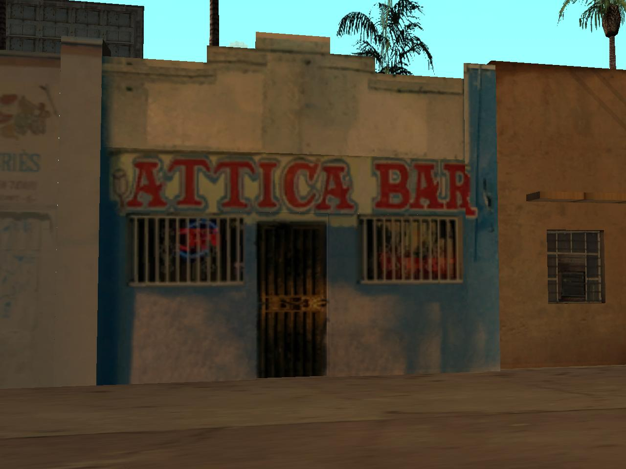 Attica Bar