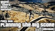 Grand Theft Auto V (PS3) - Planejando o Grande Golpe (Óbvia) - Legendado em Português