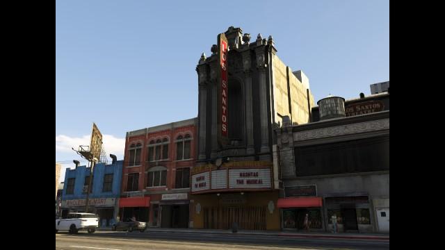 Los Santos Theatre
