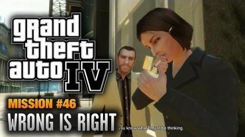 GTA 4 - Mission 46 - Wrong is Right (1080p)