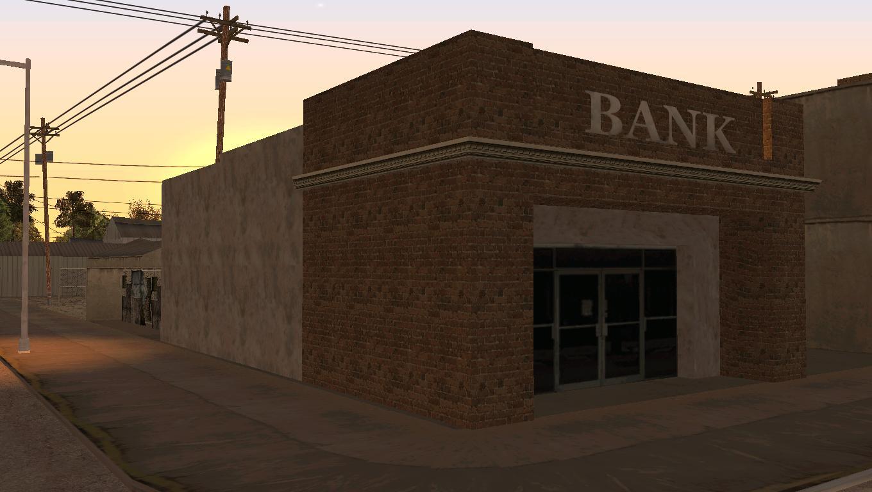 Банк в Форт-Карсоне