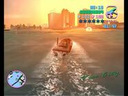 GTA Vice City - Boatyard Mission- Checkpoint Charlie in 1-54