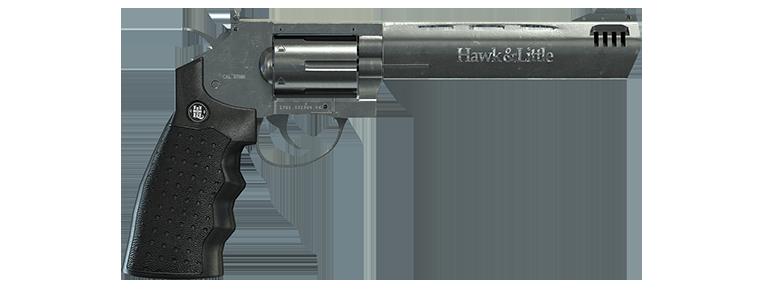 Тяжёлый револьвер