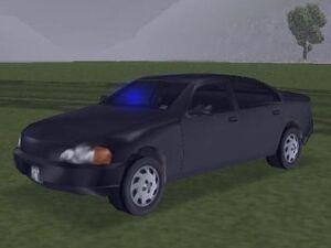 GTA III FBI Kuruma