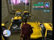 GTA Vice City - Mission 27- Cabmaggedon