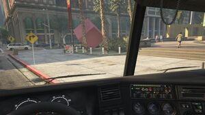 Interieur camion de pompier gta 5