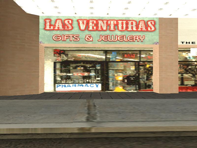 Las Venturas Gifts and Jewelery