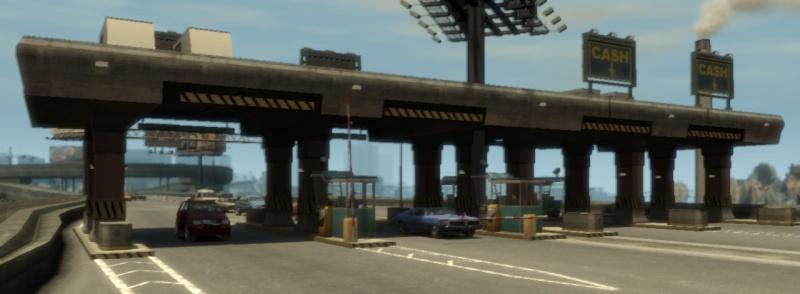 East Borough Bridge (péage) GTA IV.jpg