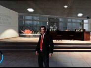 Niko a Goldberg, Ligner & Shyster épületben