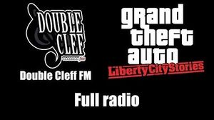 GTA Liberty City Stories - Double Cleff FM Full radio