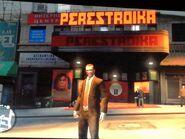 Niko a Perestroika bejáratánál