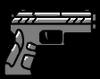 Pistolet Bojowy (V - HUD - NG)