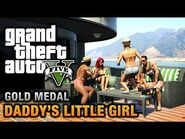 GTA 5 Mission 7 Daddy's Little Girl (Xbox 360)