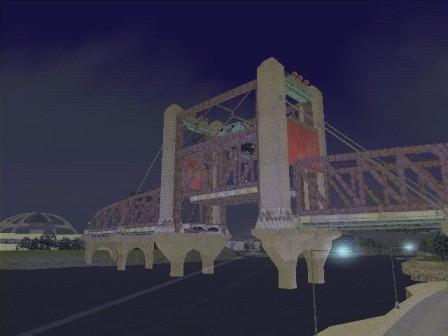 Shoreside Lift Bridge