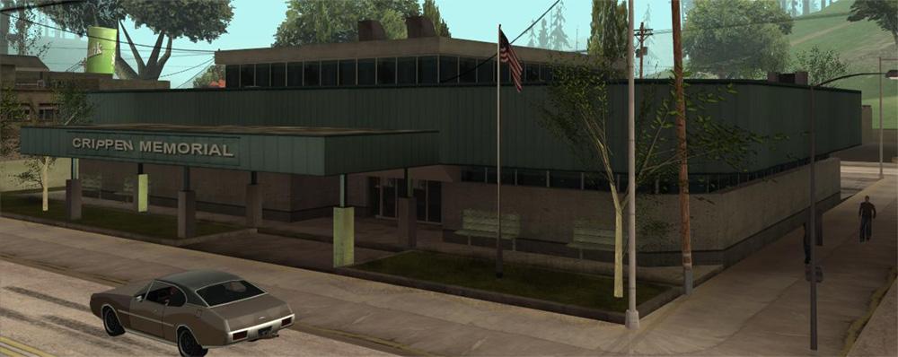 Crippen Memorial Hospital GTA San Andreas (1).jpg