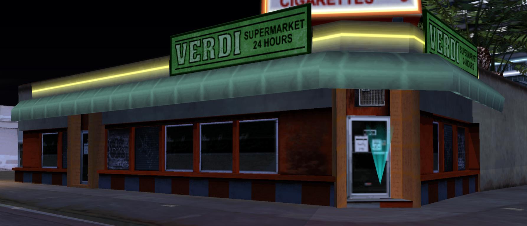 Verdi Groceries