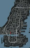 Anvil Avenue Carte GTA IV