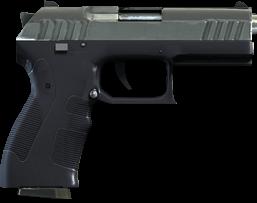Pistolet de combat